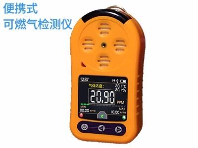 便携式可燃气检测仪