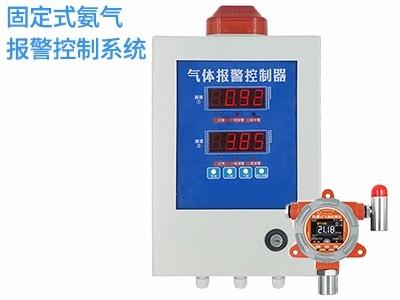 氨气气体报警控制器