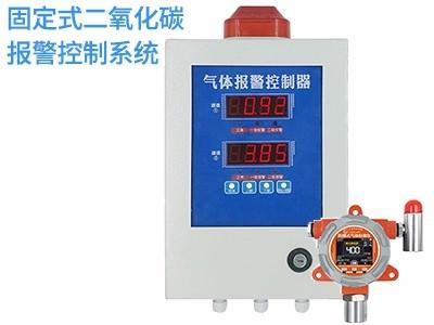 二氧化碳气体报警控制器