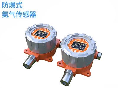 防爆式氨气气体检测仪