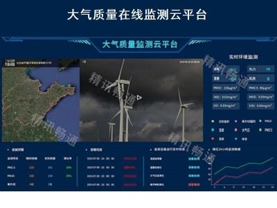 大气质量监测云平台