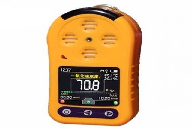 雄安新区环境督察组对公司燃气报警器检查